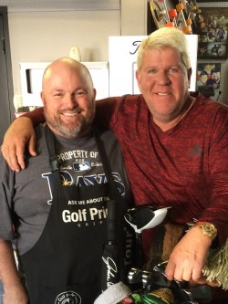 John Daly and Bob VanSweden